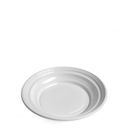 Talíř hluboký, bílý (PS)  Ø 20,5 cm