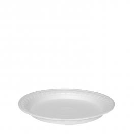 Termo-talíř bílý (EPS)  Ø 22,5 cm