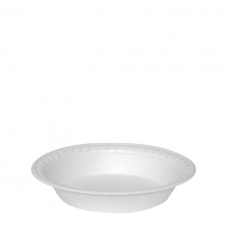 Termo-talíř hluboký 600 ml  (EPS)  Ø 22,5 cm
