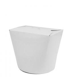 Food box bílý (PAP)  16oz  500 ml