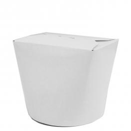 Food box bílý (PAP)  26oz  750 ml
