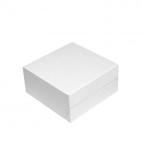 Dortová krabice (PAP)  18 x 18 x 9 cm