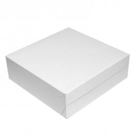Dortová krabice  (PAP) 30 x 30 x 10 cm