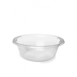 Salátová/polévková miska průhledná 600 ml  (PP)