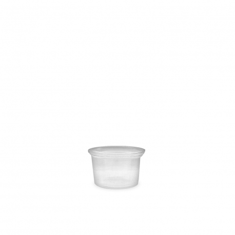 Dresinková miska průhledná 30 ml  (PP)