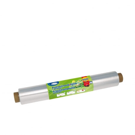Potravinová fólie s perforací (PE)  45 x 45 cm x 500 m