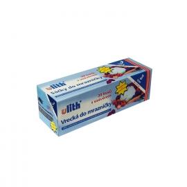 Sáčky do mrazničky 3 L  (LDPE)