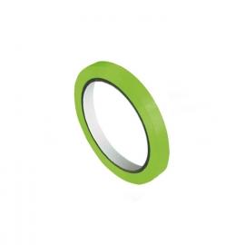 Lepící páska pro zavírací strojek, zelená
