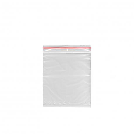 Rychlouzavírací sáčky 6 x 8 cm  (LDPE)