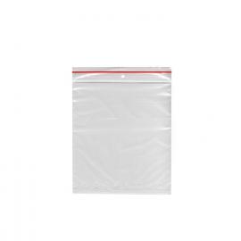 Rychlouzavírací sáčky  8 x 12 cm (LDPE)