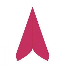Ubrousky AIRLAID - PREMIUM -  40 x 40 cm - fuchsia