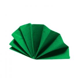 Ubrousky DEKOSTAR (PAP)  40 x 40 cm -  tmavě zelené