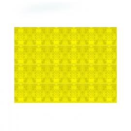 Papírové prostírání (PAP)   30 x 40 cm -  žluté