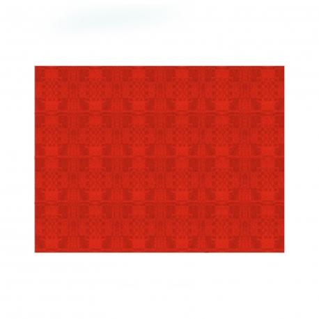 Papírové prostírání (PAP)   30 x 40 cm - červené