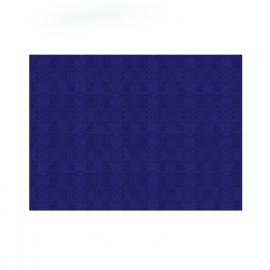 Papírové prostírání  30 x 40 cm - tmavě modré