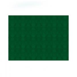 Papírové prostírání  30 x 40 cm -  tmavě zelené