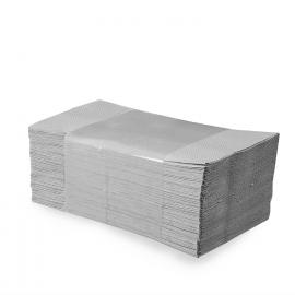 Papírové ručníky skládané ZZ, natural (PAP - recykl)