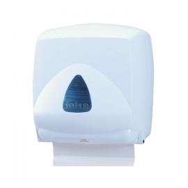 Zásobník skládaných ručníků -  bílý (INTRO)
