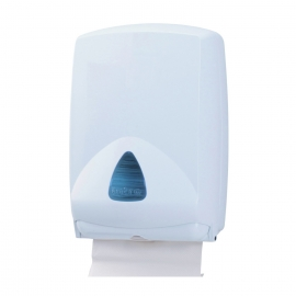Zásobník skládaných ručníků -  bílý (INTRO MAXI)