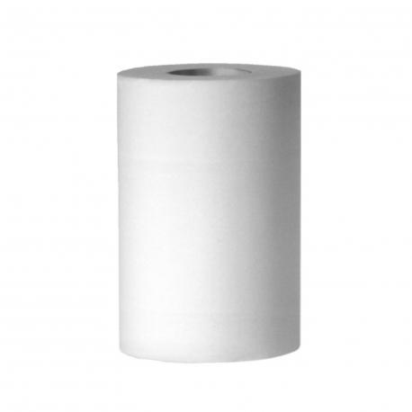 Utěrky tissue rol. 2-vr., s ražbou, s perforací 22 cm - bílé (PAP - 100% celulóza)