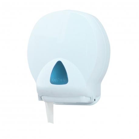 Zásobník toal. papíru  JUMBO   Ø 28 cm -  bíl (INTRO)