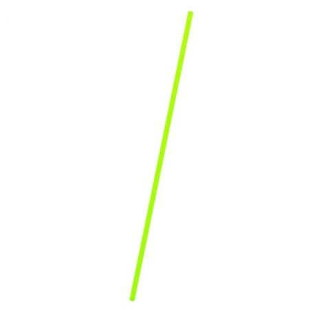 Slámky rovné neon (PP)   Ø 6,5 mm x 100 cm (XXL)