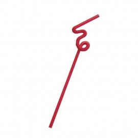 Slámky SUPERFLEXIBILNÍ (PP)   Ø 6 mm x 27-33 cm