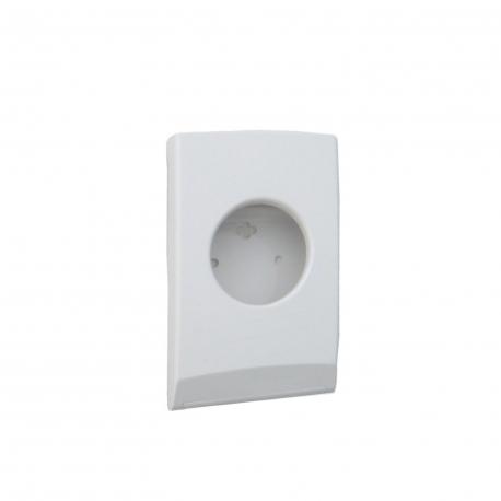 Plastový zásobník hyg. HDPE sáčků, bílý (PS)