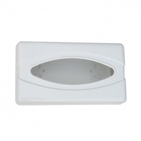 Plastový zásobník, bílý  (PS)