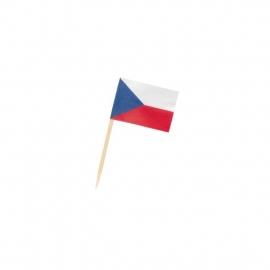 "Vlaječka ""CZ""   70 mm"