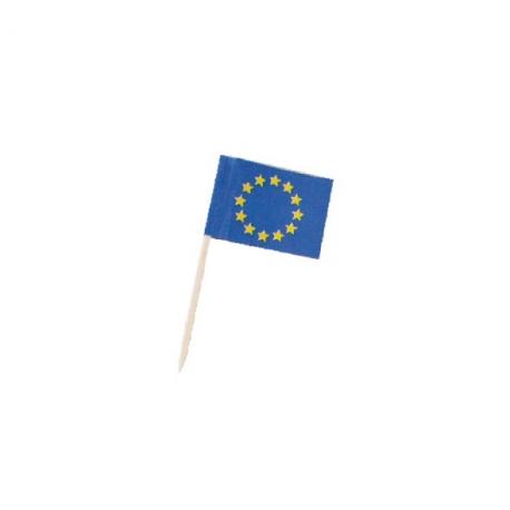 """Vlaječka  """"EU""""  70 mm"""