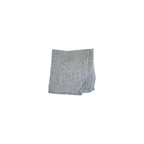 Hadr na podlahu šedý - tkaný SOŇA 60X60 cm