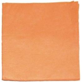 Hadr na podlahu oranžový PETRA 50x60 cm