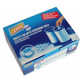Larrin – tablety na mýtí výčepního skla