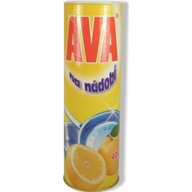 AVA Nádobí (žlutá)  550g