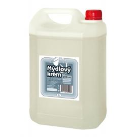 Tekuté mýdlo - Mýdlový krém - White line  5l