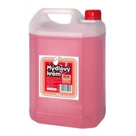 Tekuté mýdlo - Mýdlový krém - Red line  5l