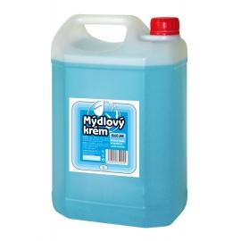 Tekuté mýdlo - Mýdlový krém - Blue line 5l