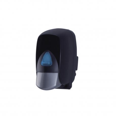 Wimex dávkovač tekutého mýdla 0,5L - plast tm. modrý -Intro
