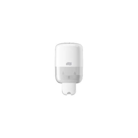 Tork dávkovač tekutého  mýdla 475ml - plast bílý - mini  S2