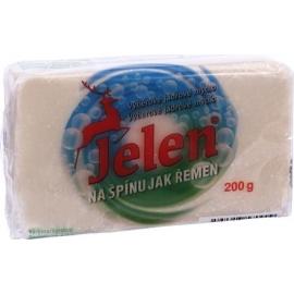 Prací mýdlo jadrové s Jelenem 180 g
