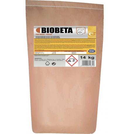 BIOBETA PRO enzymatický prací prostředek 14kg