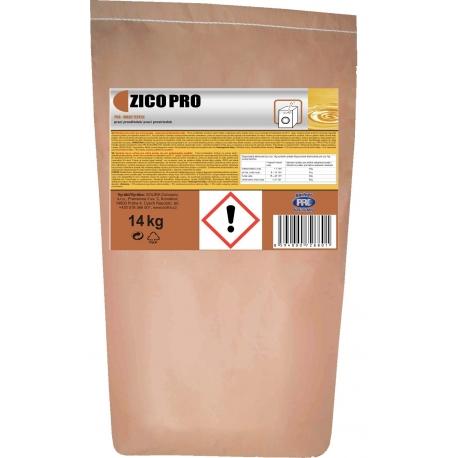 Prací prášek - Zico Pro - univerzální 60°C  14kg
