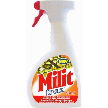 Milit čistič - kuchyň 500ml