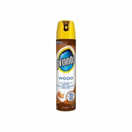 Pronto WoodPolish -hnědé - 400ml