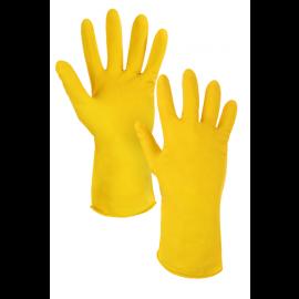 Úklidové gumové rukavice (á1pár) - velikost L