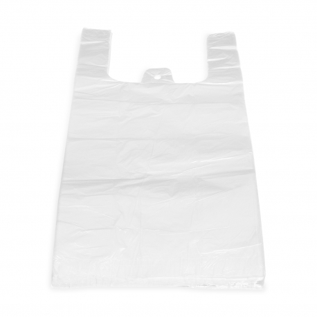 Tašky bílé 10 kg  (HDPE)