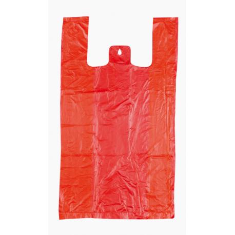 Tašky bílé 15 kg  (HDPE) - EXTRA SILNÉ
