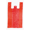 Tašky ČERVENÉ 15 kg  (HDPE) - EXTRA SILNÉ