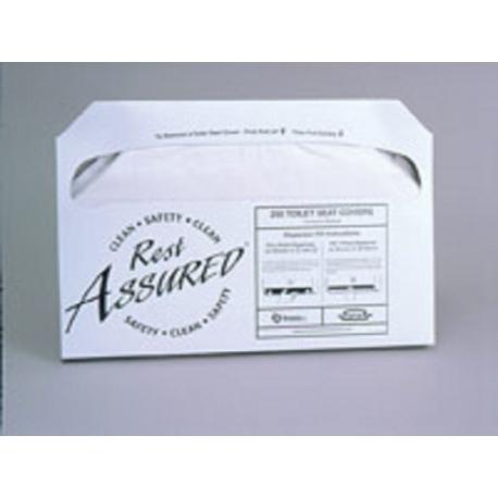 Papírová sedátka na WC v krabičce - (á250ks)